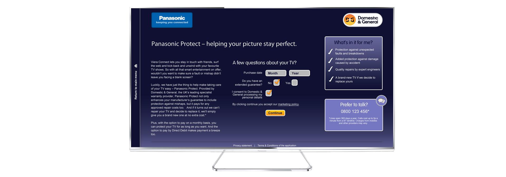 panasonic smart tv app 2013 chris. Black Bedroom Furniture Sets. Home Design Ideas